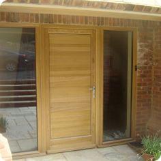 Bespoke Wooden Door, Internal Wood Door, External Timber Doors