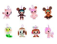 blindboxes - Tokidoki, Donutella And Her Sweet Friends, Mini Plush, $11.99 (http://www.blindboxes.com/tokidoki-donutella-and-her-sweet-friends-mini-plush/)