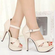 ec6cc65212 Las 445 mejores imágenes de Zapatos-Tacos | High shoes, Shoe boots y ...