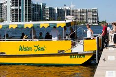 Have you been on the Fort Lauderdale Water Taxi yet? #CPHwood