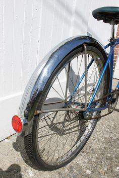 dc736d477a6 Vintage Blue Men's Schwinn Speedster Bike, Beach Cruiser