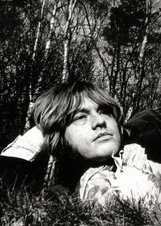 Brian Jones of the Rolling Stones, Cotchford Farm; captured by David Bailey (1969)