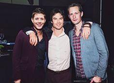 What a trio