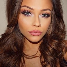 Valentines Day inspo.  We are totally crushing on @rhiastylesx's #motd! All the deets. #SigmaBeauty ------- Products used: • Nightlife Eye Shadow Palette • Celestial Glitter • Wicked Gel Liner • In Fine Feather Lip Liner