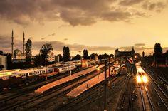 haydarpasa train station by Timucin Toprak on 500px