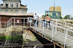 dockside on the Douro River, Porto
