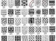 Zentangle Patterns For Beginners - Bing Billeder