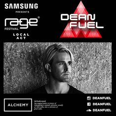 Final moments of @ragefestivalsa coming up! See ya'll on the dancefloor in a bit! #SoundFactory #RageCave #Rage2015 #Alchemy