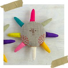 super sweet ideas for making stuffed  toys - fabrickaz+idees