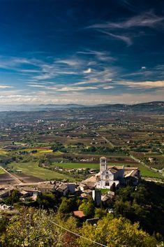 Basilica di San Francesco - Assisi, Umbria, Italy