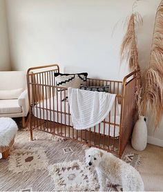 Your baby's nursery can be a really fun room to design. It can be cute and sweet, bright and cheerful, … Baby Nursery Decor, Nursery Neutral, Nursery Design, Nursery Room, Girl Nursery, Nursery Ideas, Gold Baby Nursery, Brown Nursery, Newborn Nursery
