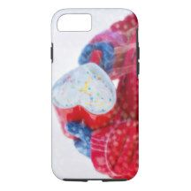 LOVE AND MUG iPhone 7 CASE