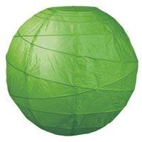 10 in Paper Lantern - Grass