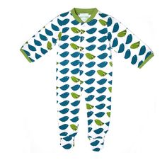 New super soft organic cotton/bamboo viscose in adorable prints for baby!