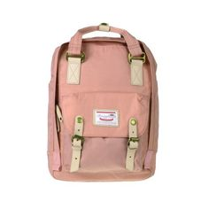 Doughnut Macaroon Backpack Explore the world in style with this ... 33d5d0e366ade