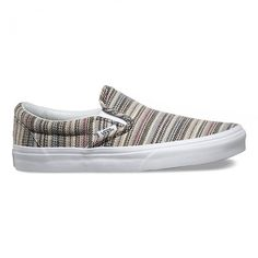 Classic Slip On Shoes for women by Vans
