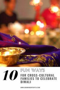 10 fun ways for cross-cultural, mixed, multiracial, multicultural, bicultural families to celebrate diwali with their kids. Parenting Tips, Kids And Parenting, What Is Diwali, Diwali Gifts, Cute Games, Indian Festivals, Festival Lights, Family Traditions, Indian Fashion