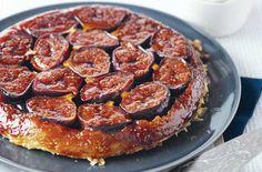 Greek fig tart recipe - goodtoknow