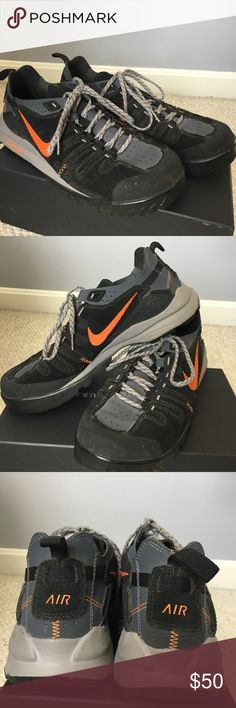 Nike ACG Sneaker 10.5 Men's Hiking Sneakers, Excellent Condition Nike Shoes Sneakers