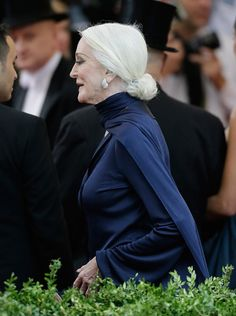 carmen dell'orefice | Carmen Dell'Orefice Carmen Dell Orefice attends the 'Charles James ...
