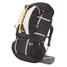 Mountain Hardwear expedition pack