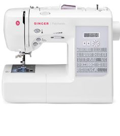 Singer 7285Q Patchwork Quilting Machine--MANY bonus accessories including foot attachments and extended table! $199 at Joann with $250 savings