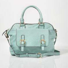 Boden Pastel Coloured Bowling Bag