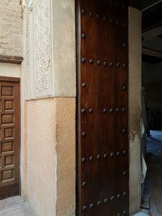 Porta - Palácio de Alhambra - Espanha - Granada