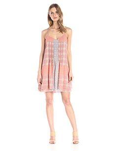 Sanctuary Clothing Women's Spring Fling Printed Sleeveless Dress, Vintage Springs Patchwork, Large Sanctuary Clothing http://www.amazon.com/dp/B019HDOCG8/ref=cm_sw_r_pi_dp_skfcxb101XBTN