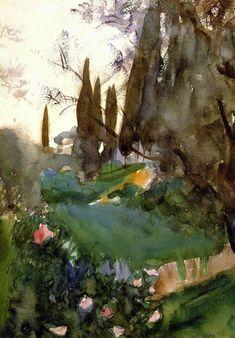 ART & ARTISTS: John Singer Sargent - part 5