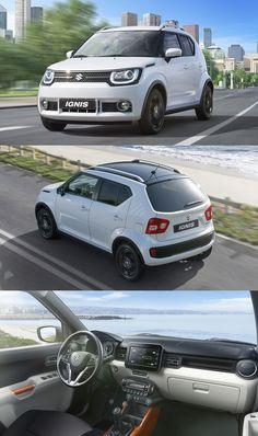 Paris Motor Show 2016: Maruti Suzuki Displays India-bound Ignis