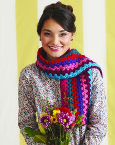 ... crochet today Crochet Clothes Pinterest Scarf Crochet, Scarfs