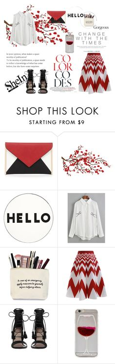 """""""Hello Gorgeous"""" by keki-love ❤ liked on Polyvore featuring Red Herring, Brewster Home Fashions, Lisa Perry and Zimmermann"""