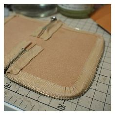 Best 12 Details about DIY Leather Craft Acrylic Clutch Bag Handbag – SkillOfKing. Leather Bag Tutorial, Leather Wallet Pattern, Sewing Leather, Leather Craft, Leather Tooling, Leather Purses, Leather Handbags, Leather Gifts, Leather Bags Handmade