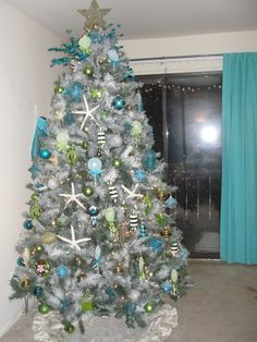 teal christmas tree 3 christmas tree christmas tree snow frosted green tree
