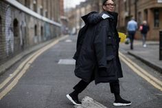 The Latest Street Style Trends from London Fashion Week FW17