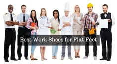 It is quite tricky to choose the best work shoes for flat feet! Read our reviews to find a pair from the best shoes brands that will keep you comfortable.
