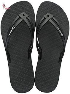 buy popular 04a07 79c24 Ipanema Tiras, Tongs pour femme noir noir - noir - noir, EU40  Amazon.fr   Chaussures et Sacs