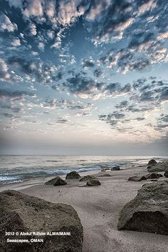 """Another Pinner said: """"Seascapes by Abdul Maimani"""" -- I want to be there, now!!"""