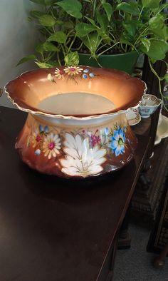 victorian chamber pot