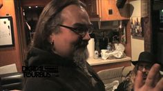 We just posted the 380th episode of BUS INVADERS featuring the Finish folk metal band, Korpiklaani, giving an exclusive tour of their bus! Click the picture to watch the video! original pinhttp://pinterest.com/pin/250583166738567885/
