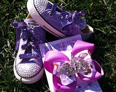 Sofia Amulet Shoes and Hair bow  Sofia the First by SparkleToes3