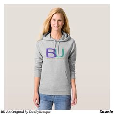 BU An Original Hoodie