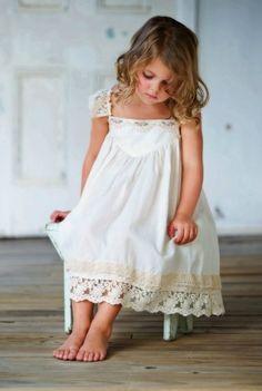 Tea Princess, vestidos románticos para niñas, moda de verano para niña de Tea Princess > Minimoda.es