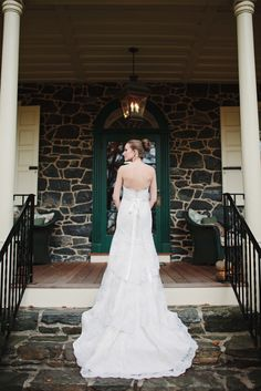 Photography: Ciro Photography - cirophotography.com  Read More: http://www.stylemepretty.com/2014/12/23/rustic-elegance-at-sweetwater-farm/
