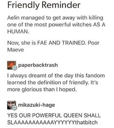 #wattpad #random The sequel to A Court of Pain & Feels. Includes angry rants, ridiculously inappropriate, laugh out loud inside jokes, Nessian sexual tension, one shots, the one & only original Daily Programming Good for Nothing Tools, & more! Warning: if you still aren't caught up with either of Sarah J. Maas's A...