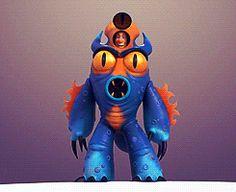 Big Hero 6. Fred. This guy cracks me up.