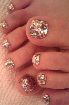 toenail polish
