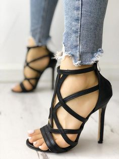 high heels – High Heels Daily Heels, stilettos and women's Shoes Stilettos, Pumps Heels, Stiletto Heels, Heeled Sandals, Shoes Sandals, Sandals Outfit, Black Sandals, Shoes Sneakers, Sandal Heels