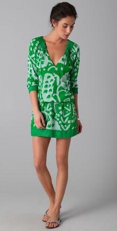 Diane von Furstenberg Mikino Dress - StyleSays